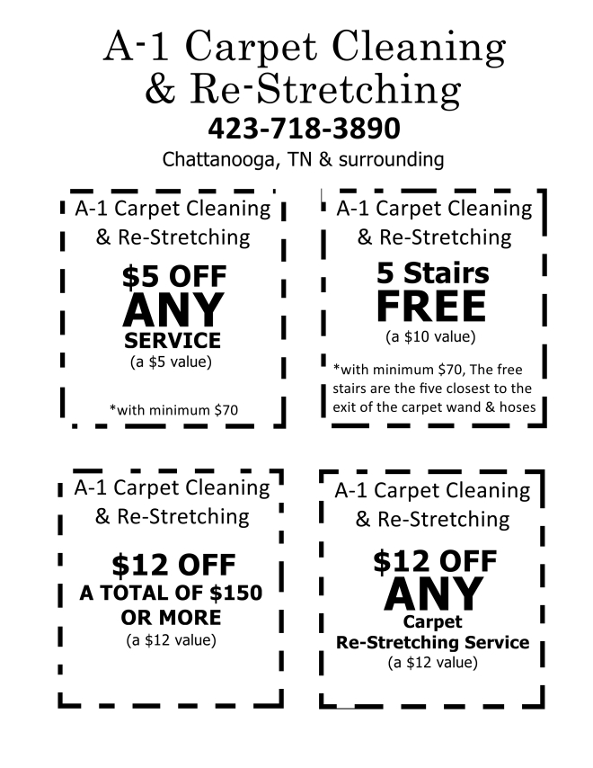 coupons page